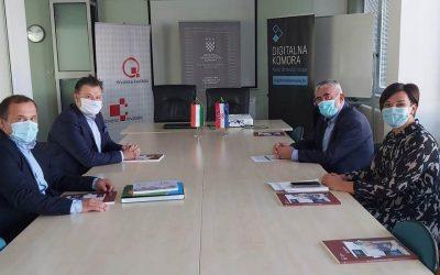 Suradnja Mađarskog Veleposlanstva i Bjelovarskog sajma