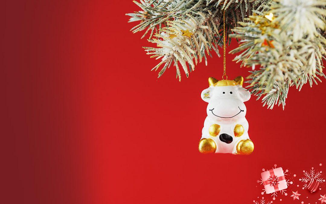 Bjelovarski sajam želi Vam sretan Božić i novu 2021. godinu!